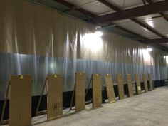 AmCraft industrial curtains have many applications. This product was used to create separation in a barn. Industrial Curtains, Insulated Curtains, Case Study, Insulation, Flow, Barn, Create, Home Decor, Curtains