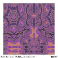 Gaia's Garden 124 SDL F1 Fabric