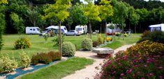 Emplacement Camping à la Ferme de Lann Hoedic, Grand espace, verdure et calme...
