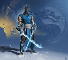 SubZero by Afrocream.deviantart.com on @DeviantArt