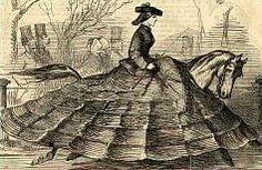 Horse Canada: Horses & History: Equestrian Etiquette and Attire in the Victorian Era