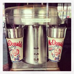 kroc milkshake machine