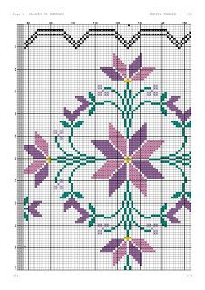Discover recipes, home ideas, style inspiration and other ideas to try. Embroidery Stitches Tutorial, Walnut Shell, Cross Stitch Rose, Videos Funny, Cross Stitch Patterns, Alphabet, Crocheted Baby Afghans, Cross Stitch Art, Cross Stitch Designs
