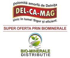 Dolomita amorfă de Delniţa, mineralul 100% natural cu efecte dovedite în agricultură şi creşterea animalelor, este acum la îndemâna fermierilor din Moldova.    Bio-Minerale Distribuţie a încheiat un parteneriat strategic cu producătorul S.C. Exploatarea Minieră Harghita S.A. în vederea dezvoltării reţelei de distribuţie a produsului DEL-CA-MAG.