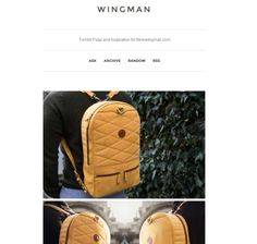 Think Wingman