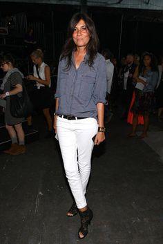Emanuelle Alt - Queen of effortless chic