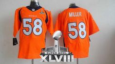 49ers Solomon Thomas jersey Nike Broncos #58 Von Miller Orange Team Color Super Bowl XLVIII Men's Stitched NFL New Elite Jersey 49ers NaVorro Bowman 53 jersey Chargers Joey Bosa jersey