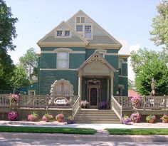 Canon City Co Queen Anne Pictures