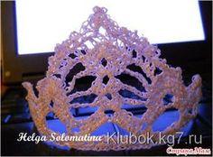 Идеи для НОВОГО ГОДА-1 Вязаные короны