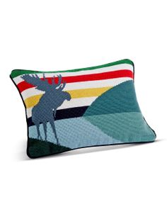 HBC Collections | HBC Collection | Baywatch Charles Pachter Cushion | Hudson's Bay