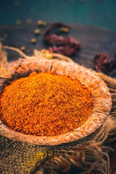 Tikka Masala Spice Mix is a fine motley of aromatic and strong spices that end up granting the quintessential flavour to any delicacy for which it is used! #Indian #Cooking #Basics #Spice #Mix