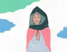 人物4 illustration