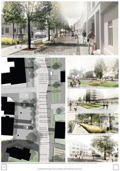 Image: Studio P + Atelier Vltavavia (2014): Revitalizace centra města Planá nad Lužnicí. www.cka.cc: