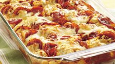 10 Quick Casseroles  Prep a tasty and satisfying dish in 20 minutes or less!