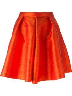 Iceberg Geometric Pattern Flared Skirt - Stefania Mode - Farfetch.com