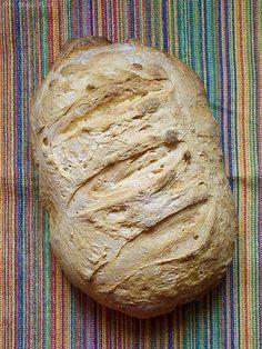 Altamura bread with sourdough
