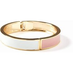 Old Navy Womens Color Blocked Enamel Bangle (575 RUB) ❤ liked on Polyvore featuring jewelry, bracelets, accessories, bangle bracelet, hinged bracelet, costume jewelry, old navy and hinged bangles