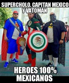 Mexican heroes