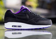 Nike Air Max 1 – Black, very nice causs Fall is coming and they are easy to combi <3
