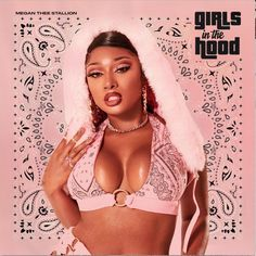 Mixtape of Fever by Megan Thee Stallion- My Mixtapez Hot Girls, Summer Girls, Bad Girl Aesthetic, Pink Aesthetic, Aesthetic Collage, Aesthetic Photo, Cover Art, Hip Hop Hits, Musaka