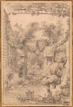 Fragonard - Il disegnatore