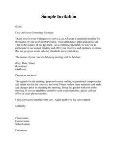 Invitation letter for church seminar best of sample invitation invitation letter for a guest speaker new guest meeting invitation letter sample invitationswedd org sample of invitation letter for meeting attendance stopboris Gallery