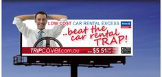 ...beat the car rental trap with TripCover