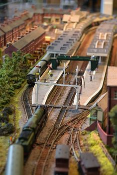 Choosing the right scale model train for you. #modelrailway