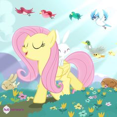The hills are alive with the sounds of Flutterguy...