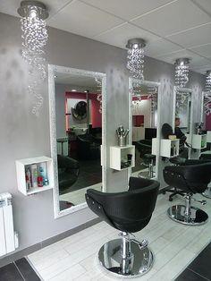 Les 12 meilleures images de Salon de coiffure à Lyon | Salon ...