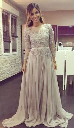 Long Sleeve Prom Dress,Long Prom Dresses,Prom Dresses,Evening Dress, Prom Gowns, Formal Women Dress,prom dress