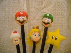 Ponteiras Mario Bros