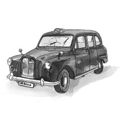 London taxis<3