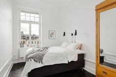 Image via We Heart It #bed #interior