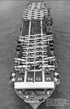 First aircraft carrier .. USS Ranger
