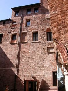Palazzo Roverella, Rovigo, Italy; begun in 1474; architect unknown.