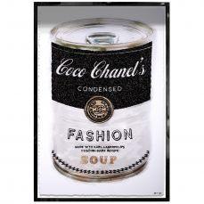 Fashion Soup - Glitter Embellishment #Olivergal