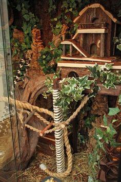 Cool Hamster Cages, Gerbil Cages, Degu, Bartagamen Terrarium, Hamster Habitat, Mouse Cage, Rat Cage, Rat Toys, Hamster House