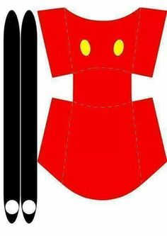 Dulceros Mickey Mouse, Mickey Mouse Birthday, Cardboard Crafts, Paper Crafts, Bolo Mickey, Disney Images, Disney Coloring Pages, Mini Mouse, Fashion Design Drawings