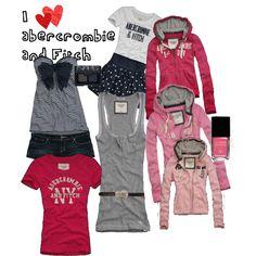 Abercrombie clothes - Polyvore