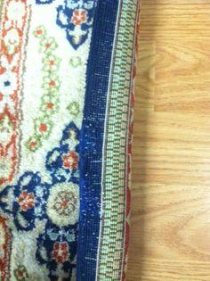 Silk rug after repair at Aarons Rug Care Rug Repair Pinterest