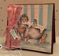 ONECRAZYSTAMPER.COM: Betty Bubbles - High Hopes