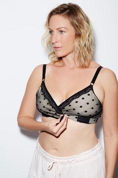 43e83553be3ec Arden - The original adjustable all-in-one nursing and handsfree pumping bra .