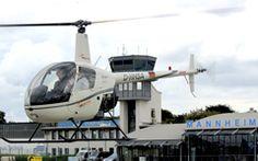 Hubschrauber Rundflug Mannheim