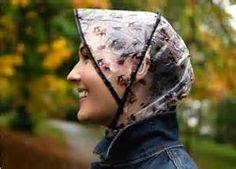 Rain Bonnet - Winter 2014 Collection