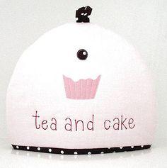 """""""Tea and Cake"""" Tea Cosy"""