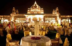 Wedding Planner In Udaipur -Destination Wedding In India - VingsEvents