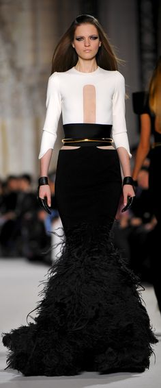 Stéphane Rolland - Couture - Spring-Summer 2012