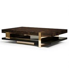 Love.  Pierre coffee table by Barlas Baylar