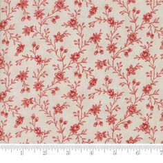 PETITE PRINTS 13690 18 Pearl from French General for MODA 1//2 Yard